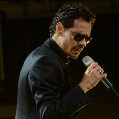 Una gran fiesta el concierto de Marc Anthony en el Choliseo