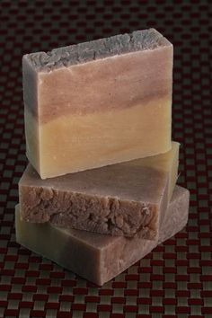 Cinnabee soap handmade in North Carolina available at Mountain Laurel Boutique