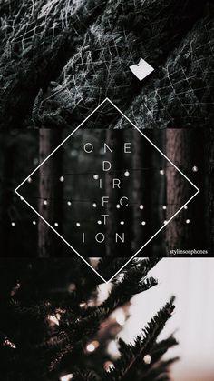 One Direction Winter Lockscreen | ctto: @stylinsonphones