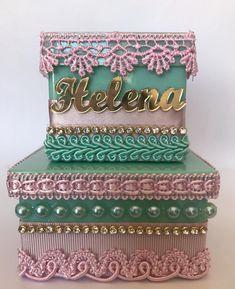 Ideas Birthday Presents Box Christmas Birthday Gifts For Sister, Birthday Presents, Diy Cupcake Stand, Little Mermaid Parties, Fancy Nancy, Diy Letters, Kid Party Favors, Craft Box, Mermaid Birthday