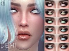 The Sims Resource: Demi - Fantasy Eye Mask by Screaming Mustard • Sims 4 Downloads