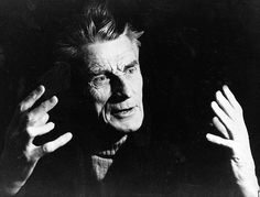 Samuel Beckett, Bob Dylan Live, Robert Doisneau, Writers And Poets, Bbc Radio, Playwright, William Shakespeare, Light And Shadow, The Past