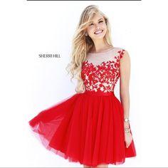 One Hour Sale!!!Sherri Hill Formal Dress