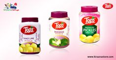 Shop Wide Range of Tops Homemade Pickle from Kiraanastore.com. Free Shipping & COD Available.