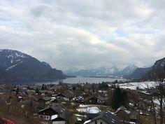 Lake Wolfgang, Salzburg, Austria #LakeWolfgang #Wolfgangsee #Salzburg #Austria #Mozart