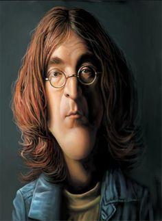 John Lennon - CARICATURE: http://dunway.com