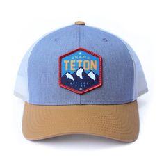 e997c6b7da85f Grand Teton National Park Trucker Hat
