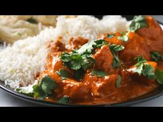 Homemade Chicken Tikka Masala - YouTube