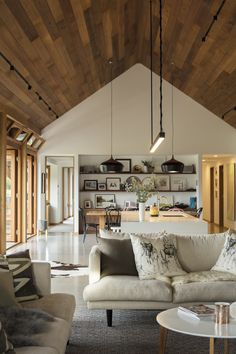 Energy Efficiency, Passive House Design, Build Something, Architect House, Sustainable Architecture, New Builds, Beautiful Space, Ceilings