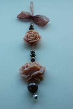 rozen zeepketting/ roses soapchain