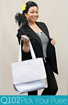 Kate Spade - Lila Street Andrea Tote. Go to wkrq.com to find out how to play Q102's Pick Your Purse!