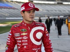Kyle Larson, born July 31, 1992, completed NASCAR's