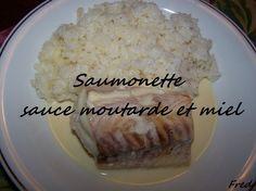 Recette sur le blog:  http://kazcook.com/blog/archives/413-Saumonette-a-la-moutarde-et-au-miel.html