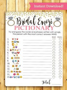 Free printable how well do you know the bride hen party bridal 10 printable bridal shower games you can diy solutioingenieria