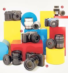 The Best Interchangeable Lens Cameras by Erik Sofge, wsj #Cameras