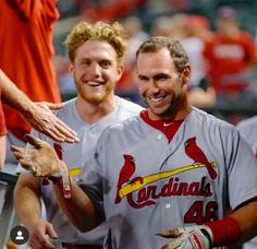 St Louis Baseball, St Louis Cardinals Baseball, Stl Cardinals, Cardinals Players, Baby Farm Animals, Buster Posey, Tampa Bay Rays, Celebrity Travel, Derek Jeter