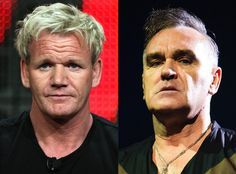 Morrissey Slams Gordon Ramsay After Court Victory, Donates Payout to PETA for Foie Gras Protest #morrissey #celebs #PETA #foiegras #celebrities #news