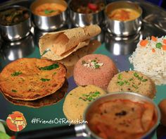 Pamper your soul and taste buds with richness in every bite... #FriendsOfRajasthan