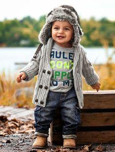 Made by Uss - Decoração, receitas, health & wellnes, família, amor e lifestyle: Fashion baby boy