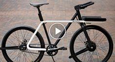 A Bicicleta Urbana Do Futuro Que Certamente Todos Vão Querer Ter