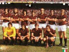 AC Milan 1974-75