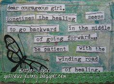 Brave Girls Club Truth Card Exchange | by Heather Santos