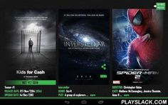 """Actual Movie Trailers  Android App - playslack.com , **** 9.2 / 10 """"One of the most entertaining and reliable movie apps available right now"""" Life of Android ****Don't ever waste time by searching for newest trailers from different sources, we can do that for you. Watch trailers on your android smartphone or tablet wherever you have internet access. In bed, lying on a couch, on the way to work or during lunch. We don't focus just on those big blockbuster movies, you will also find indie…"""