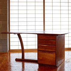 Storage Shelves, Shelving, Wharton Esherick, Milo Baughman, Storage Design, Exhibit, Natural Wood, Philadelphia, California