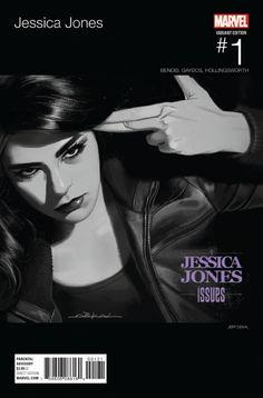 Now Jessica Jones (2016) Issue #1 Hip Hop Variant