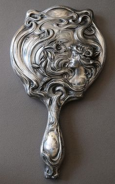 """Lovely silver objects to please the """"girly-girl"""" within."""