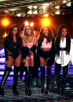 Little Mix performing on X Factor (16/10/16)