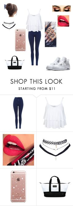 """""""Untitled #255"""" by winou17 ❤ liked on Polyvore featuring Topshop, Miss Selfridge, Fiebiger, Wet Seal, ETUÍ and adidas"""