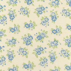 Coleção Campestre - 3009 - Flor Campestre Azul