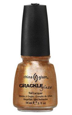 China Glaze - Nail Laquer - Cracked Medallion - 14ml / 0.5oz  #ChinaGlaze