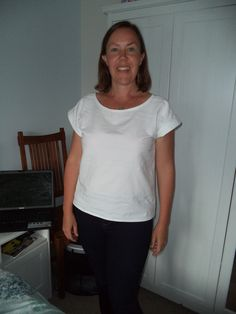 My duvet cover emmeline tee top by the little tailoress