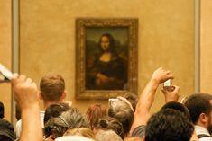 Mona Lisa, Lourve, Paris