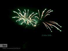 fireworks SAB - Pinned by Mak Khalaf Fireworks at Ammersee Performing Arts FarbenFeuerwerkFireworksSeeSommercolorscolourfuldarkfarbenfrohgreengreenishlightsky by number-1