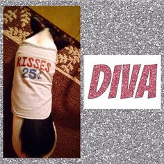 DIVA T-Shirt by SnortLife on Etsy