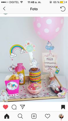 Feliz Compleanos, Diy Crafts For Gifts, Ideas Para Fiestas, Child Day, Coffee Break, Gift Baskets, Lunch Box, Gift Wrapping, Birthday