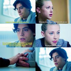 "739 Likes, 17 Comments - riverdale (@riverdalefeed) on Instagram: ""[1.07] i'm not gonna let that happen // bughead is literally everything omg just look at juggy in…"""