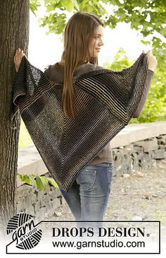 Ravelry: 158-29 Line Of Sight pattern by DROPS design