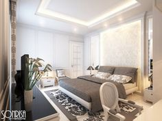 12 Modern Bedroom Designs to Draw Inspiration From - Top Inspirations
