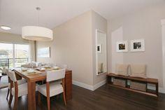 The Dining Room.  #LatisCondos #Cloverdale #FraserValley #Home #HousingDevelopment