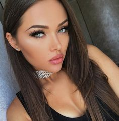 30 Wedding Makeup Looks To Be Exceptional Most Beautiful Faces, Gorgeous Eyes, Pretty Eyes, Gorgeous Women, Gorgeous Lady, Sexy Makeup, Beauty Makeup, Hair Makeup, Hair Beauty