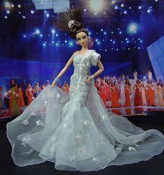OOAK Barbie NiniMomo's Miss Saudi Arabia 2010