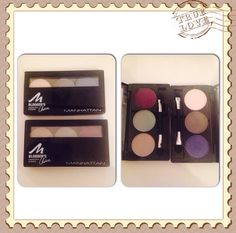 #blogger #eyeshadow #beauty #manhatten ❤️