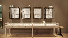 jewelry store display cases - Google Search