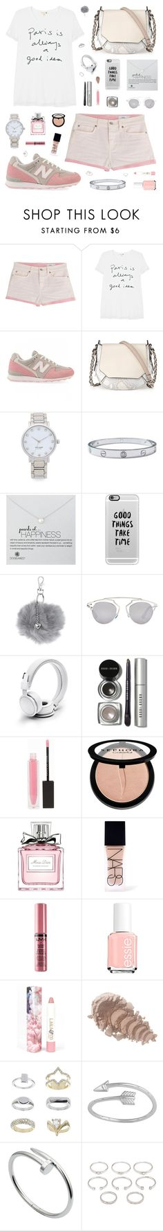 """Chic Style"" by belenloperfido ❤ liked on Polyvore featuring Closed, Sundry, New Balance, rag & bone, Kate Spade, Cartier, Dogeared, Casetify, Dorothy Perkins and Christian Dior"