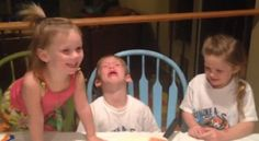 Video: Watch six-year-old Gunner Mertlich's hilarious reaction to parents' baby gender reveal
