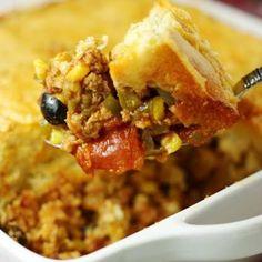 Tamale Pie Casserole